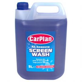 Mota1/Carplan 5Ltr Screen Wash
